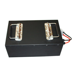72V 50Ah LFP Lithium Battery Free Maintenance For Electric Forklift motorcycles scooters