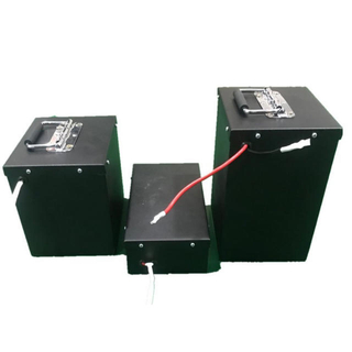 60V 50Ah LiFePO4 Lithium Battery Electric Boat Robotic AGV