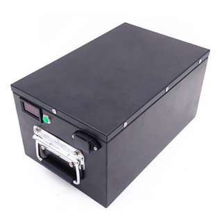 60V 100Ah LiFePO4 Lithium Ion Battery 6000Cycles AGV Smart Robot