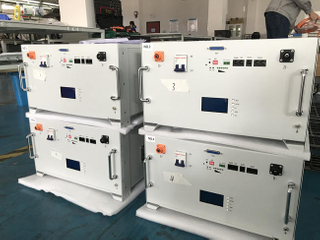 48v 400ah Powerwall 51.2v 20kwh LFP with Rack For Solar Energy System